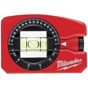 Niveles magnéticos de bolsillo con burbuja giratoria a 360° MILWAUKEE 4932459597 Herramientas manuales 360622 0