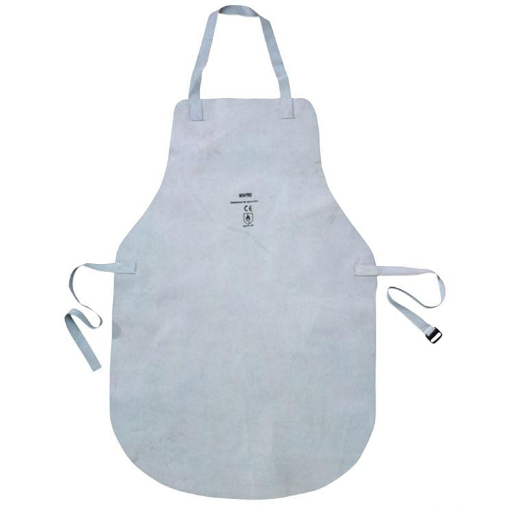 Split aprons for welding applications