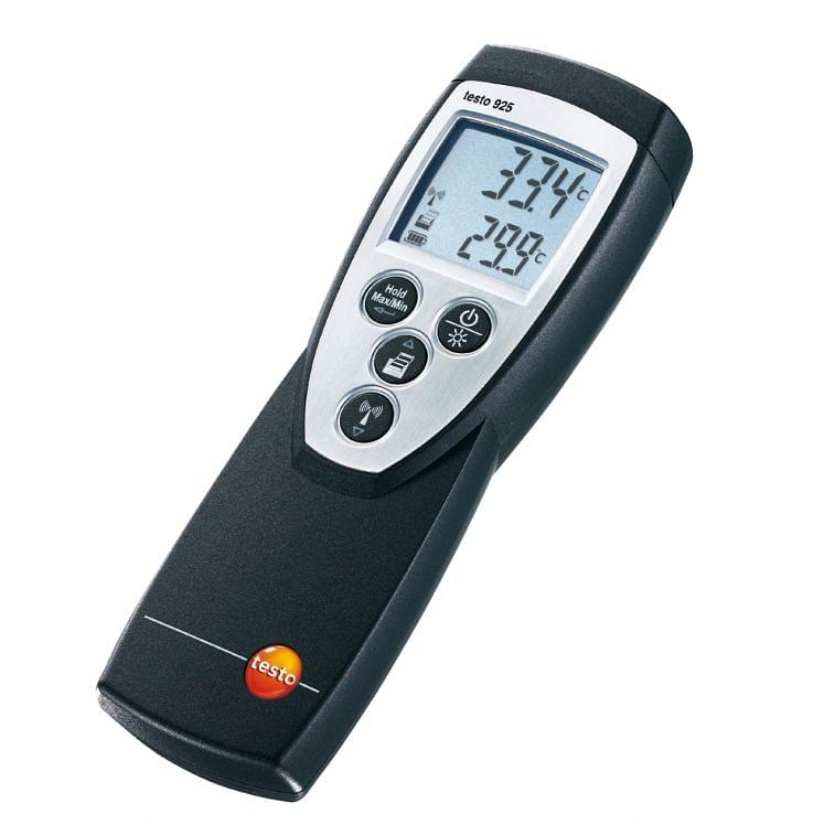 Thermometers by probe TESTO