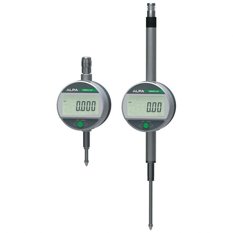 Digital dial indicators ALPA MEGAROD