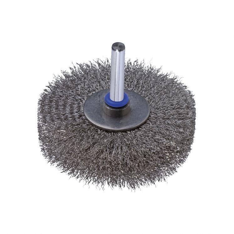 Wheel brushes with shank PFERD