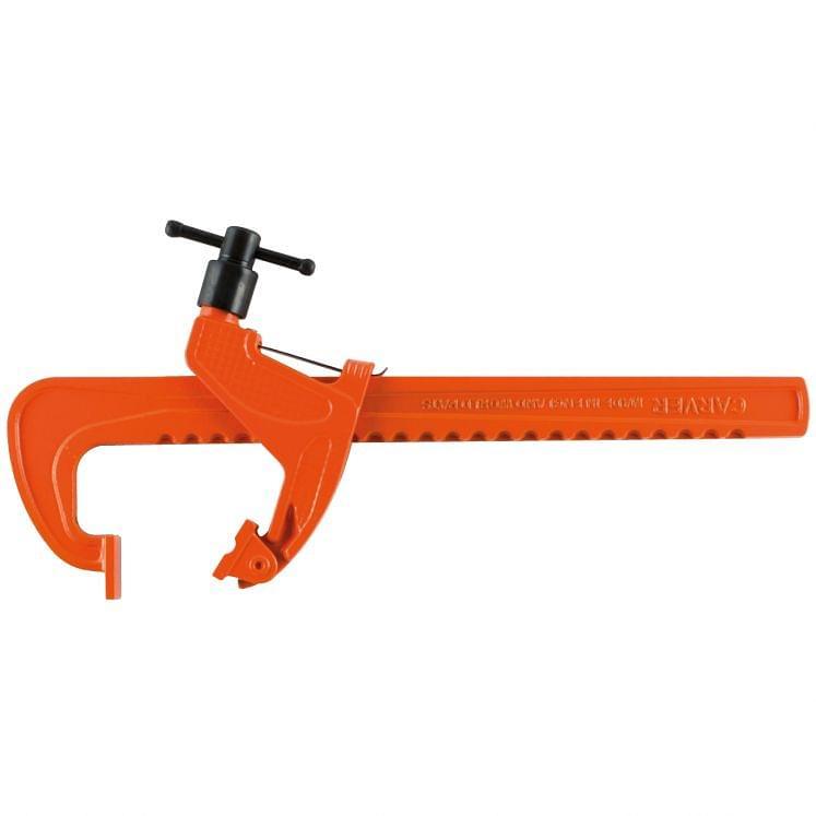 Rack clamps standard Duty series 60 mm CARVER