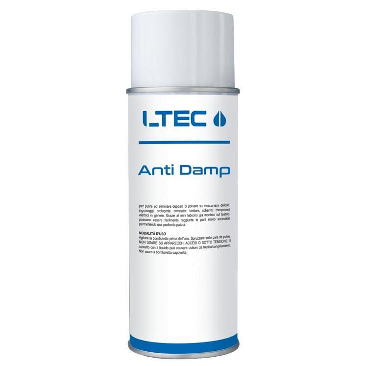 Semi-oily anti-corrosive anti-oxidant film with synthetic base LTEC ANTI DAMP