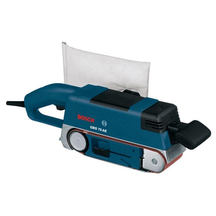 Electric belt sanders BOSCH GBS 75 AE PROFESSIONAL