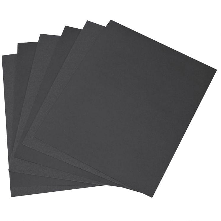 Waterproof silicon carbide sheets STARCKE