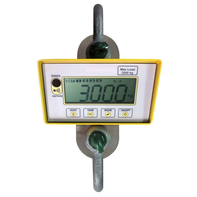 Electronic dynamometers over 1000 kg B-HANDLING