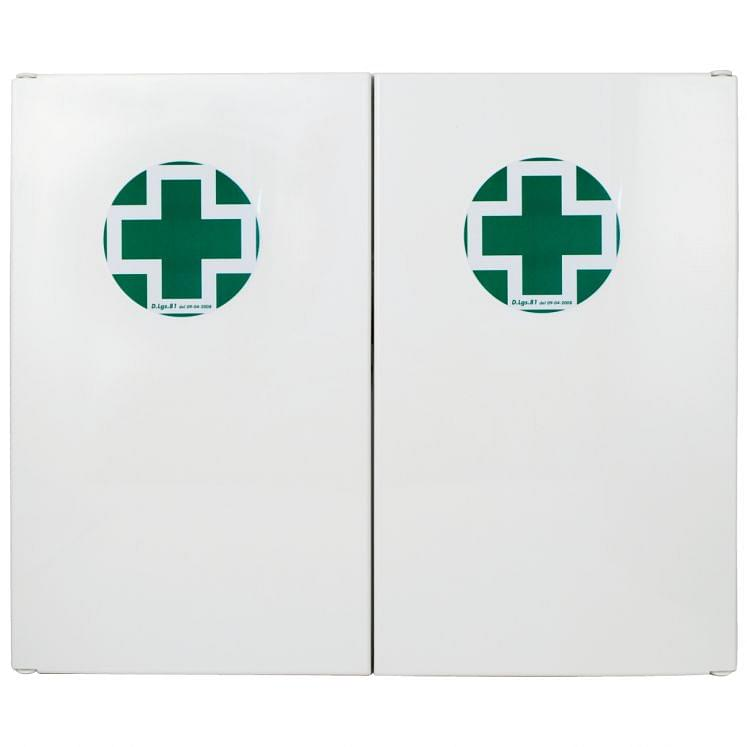 First aid kit in cabinet MED F2