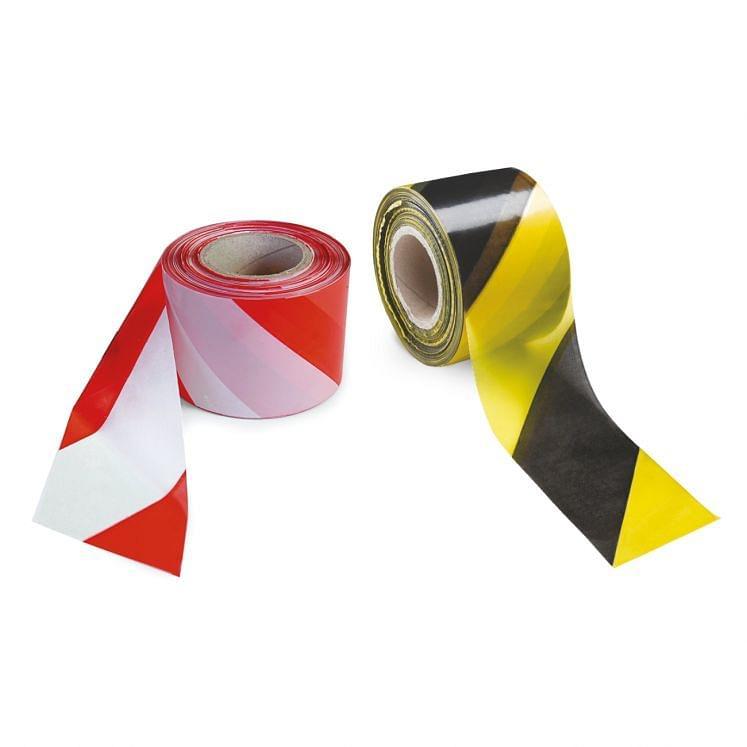 Polyethylene signage tape
