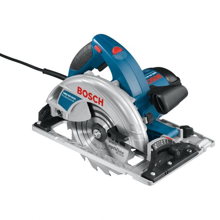 Electric circular saw blades BOSCH GKS 65 GCE PROFESSIONAL