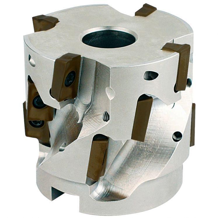 Shouldering mills 90° with helix KERFOLG HELIX