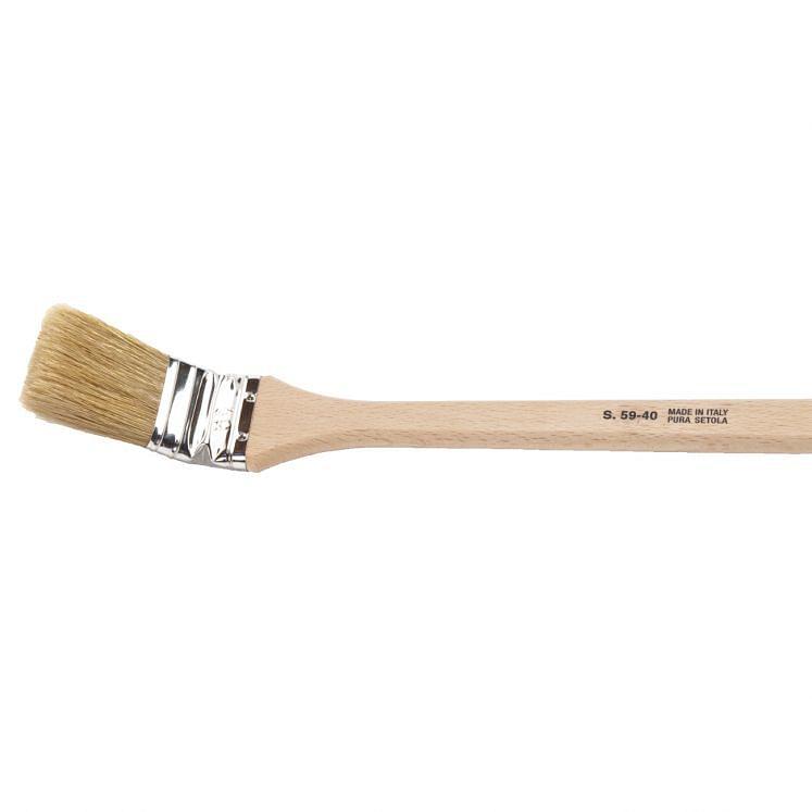 Radiator brushes