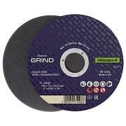 Depressed centre grinding discs WODEX SPACE GRIND Abrasives 349066 0