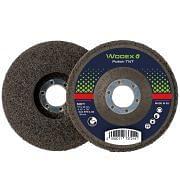 Discs for surface treatment WODEX POLISH TNT Abrasives 348091 0