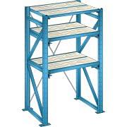 Shelving with extractable shelves for heavy goods LISTA Furnishings and storage 351107 0