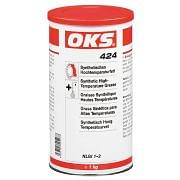 Synthetic grease for high performance OKS 424 Lubricants for machine tools 349967 0