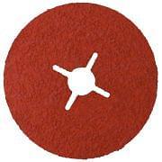 Abrasive discs in fiber 3M CUBITRON II 987 C Abrasives 31763 0