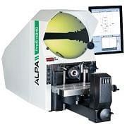 Horizontal profile projector ALPA PROFIL Measuring and precision tools 36340 0